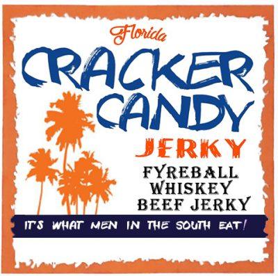 Fyre Ball Whiskey Beef Jerky