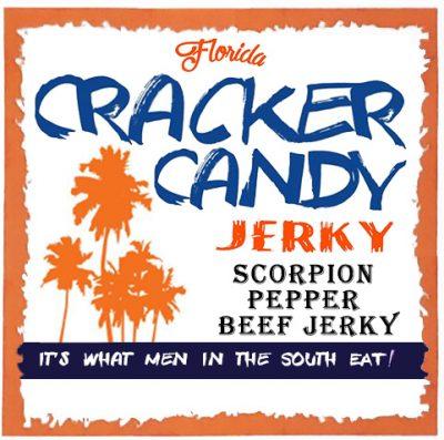 Scorpion Pepper Beef Jerky