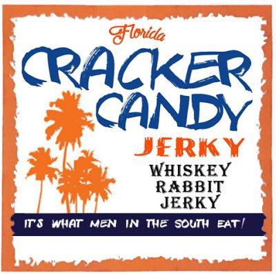 Whiskey Rabbit Jerky